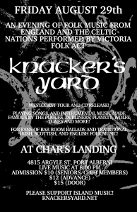 KNACKER'S YARD AT CHAR'S edit