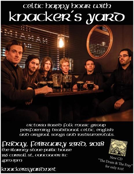 2018 feb 23rd Blarney Stone